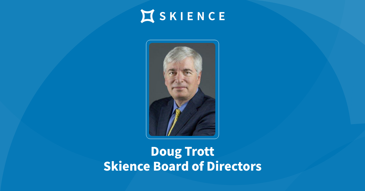 Doug Trott Appointed to Board of Directors